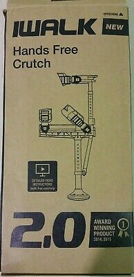 iWALKFree iWALK 2.0 Hands Free Crutch New Open Box