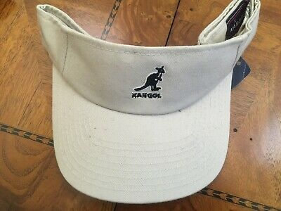 5f32399a 100% Authentic Mens KANGOL COTTON TWILL VISOR **CLOSING BUSINESS**  LIQUIDATION