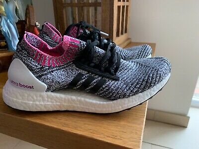 6c60989358d Adidas Ultra Boost X LIMITED Edition Running shoes shock black white BB6524  rare