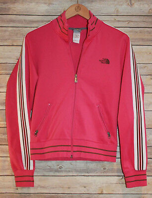 34110b1aba The North Face A5 Series Full Front Zip Up Track Jacket Pink Size Medium  HW1637
