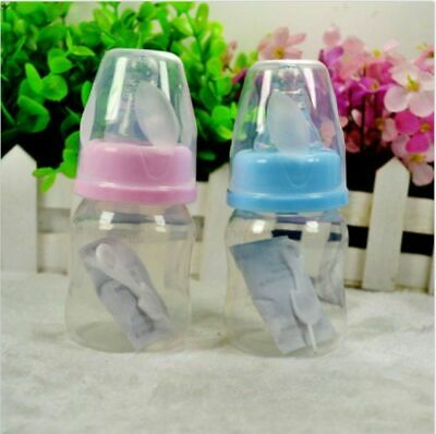 60ML Baby Feeding Bottle Newborn Kids Nursing Care Feeder Milk Bottles Portable