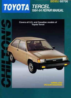 Chilton/'s Fuel Injection Repair Manual-Total Service 0801989469