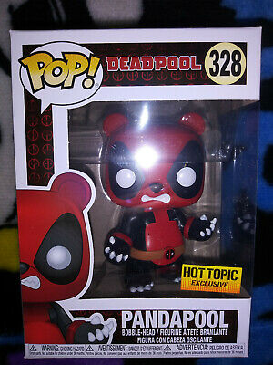 Funko POP! Marvel Deadpool Pandapool (Hot Topic exclusive) IN-HAND READY TO SHIP