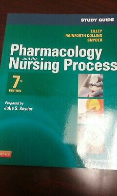 Study Guide  Pharmacology and the Nursing Process 7th Edition