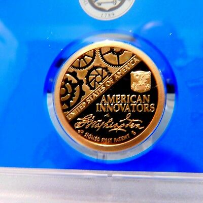 2018-S American Innovation $1 Dollar Proof Coin(1) with Box & COA