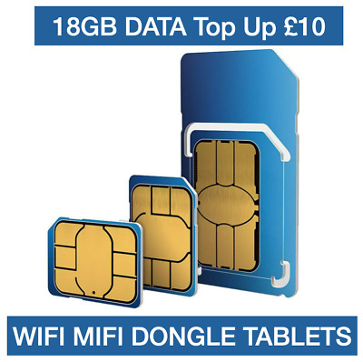 O2 Pay as you go Sim Card for all GPS Tracking devices ONLY Low Cost Sim