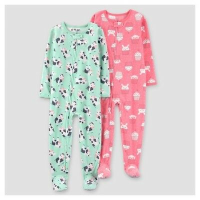 3fa973df234e TODDLER GIRLS  2PK Cotton Pajama - Just One You Made by Carter s ...