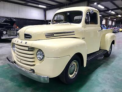 1949 Ford Other Pickups Flathead V8 1949 Ford F1