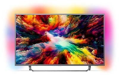 Philips 50PUS7303/12 50-Inch 4K UHD Android Smart TV with HDR Plus and Ambilight