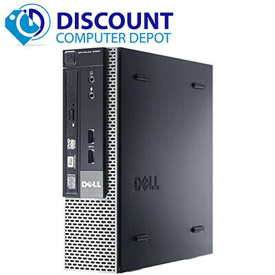Dell Optiplex 780 Desktop Computer PC Core 2 Duo 3.0GHz 4GB 500GB Windows 10