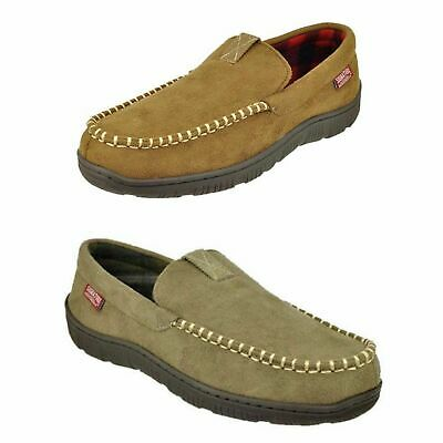 SIGNATURE by LEVI STRAUSS Men's Venetian Moccassin Slipper, 4 Colors, Many sizes