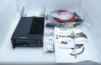 Harris M7100 Mobile Radio With Harness, Manuals & Brackets (Please Read AD)