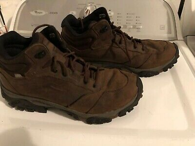 c5c71226675e3 Merrell Moab Adventure Mid Waterproof Hiking Boots - Men's Size 11.5 ,  J91819