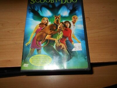 Dvd, Scooby-Doo Dvd, Widescreen Edition #101