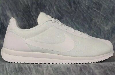 official photos 5fea9 93812  100 Nike Cortez Ultra Textile Men s Size 12 Shoes White Cool Grey  833142-101