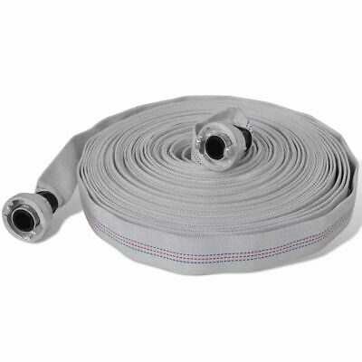 Fire Hose Flat Hose 30 m with D-Storz Couplings 1 Inch Y7S9