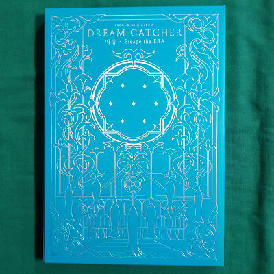 [Pre-Owned/ No Photocard] Dream Catcher 2nd Mini Album Escape the Era Outside V.