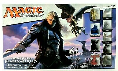 Hasbro Magic the Gathering  Board Game Arena of The Planeswalkers Gaming New