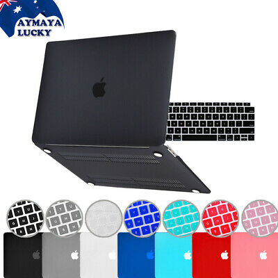 For 2018 Apple Macbook Air 13 inch Hard Matte Case Shell & Keyboard Cover A1932