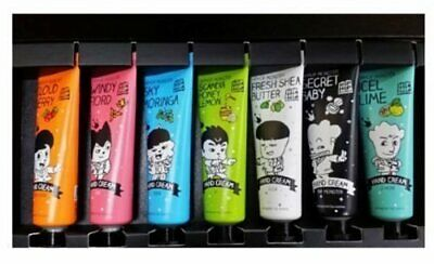 BTS Hip-Hop Monster Hand Creams (FULL SET) (FREE SHIPPING WITHIN AU)