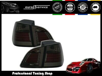 Faros Traseros Led Set Vt304 Bmw 5 E61 Touring Familiar 2003-2007 Fumar