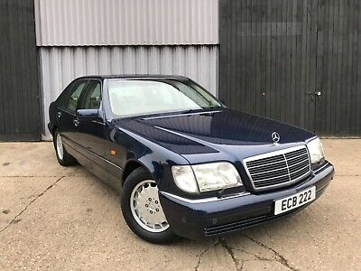 1996 Mercedes S280 W140 42,152 miles stunning condition **SOLD**