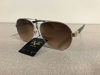 4c176e311 New Versace 19V69 Women's Aviator Sunglasses EVELINA Pilot Eyewear  Gold/Tortoise