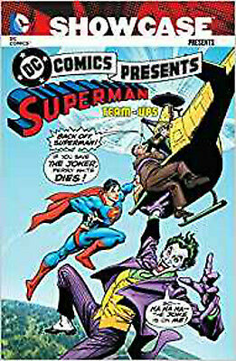 Showcase Presents DC Comics Presents  Superman Team-Ups Vol 2 (Showcase Presents