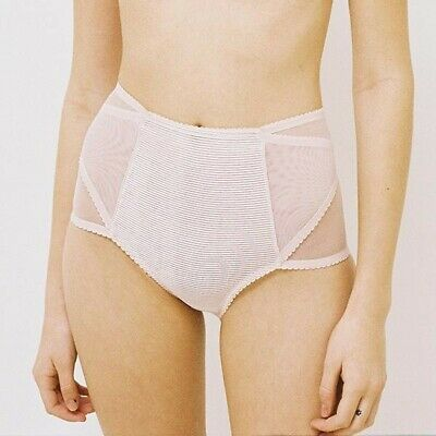 Lonely Label Lexi High-Waisted Brief Ballet Pink Size XS BNWT