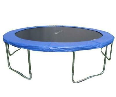 16FT Round Trampoline with Safety Spring Cover Pad 6180-T016