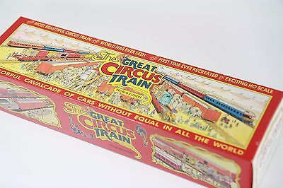 7th Release 1967g Great Circus Train From Walthers Rare Set Car