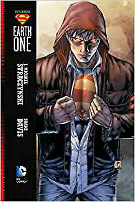 Superman: Earth One TP (Superman (DC Comics Numbered)), Straczynski, J. Michael,
