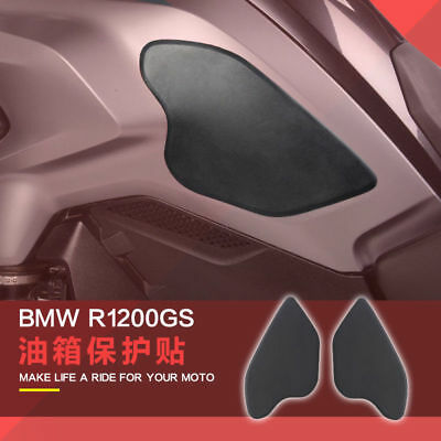 3M Tank Traction Pad Side Gas Knee Grip sticker For BMW R1200GS ADV 2014-2016