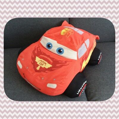 Peluche Doudou Disney Cars lot mac queen géant TBE 48x30cm