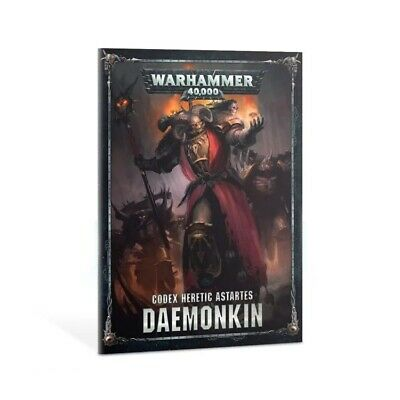 Warhammer 40K Shadowspear Daemonkin Chaos Space Marines Codex