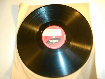 78 TOURS GRAMOPHONE VOGUE V5019(v3027) SIDNEY BECHET MON HOMME /OUT OF NOWHERE