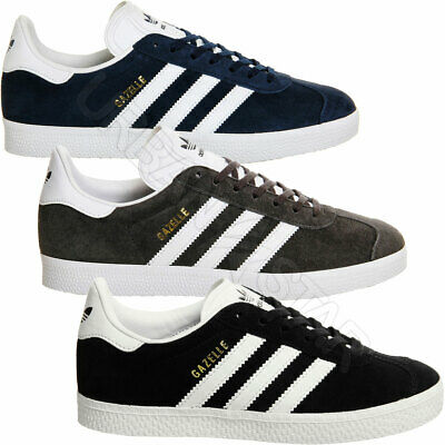 ADIDAS ORIGINALS GAZELLE Trainers Men's Retro Style Suede