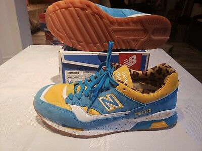 half off a2929 fc1a7 NEW BALANCE - CM1500XU - US size 9.5 - UNDFTD Colette LAMJC Undefeated  Leopard