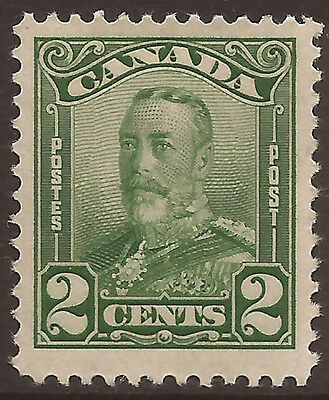 "Canada MNH F Sc# 150 - Issue Oct 17, 1928 - 2c King George V ""Scroll"" (ES00208)"