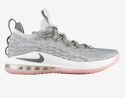 Nike Lebron 15 XV Low Light Bone Dark Stucco Sail Mens AO1755 003 New Size  10.5 7047434cf