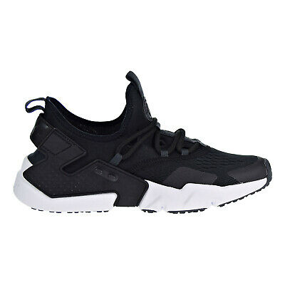 a73bdd274996 Nike Air Huarache Drift BR Mens Shoes Black Anthracite Anthracite ao1133-002