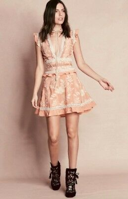 af923095022e FOR LOVE & Lemons - Dotty Mini Dress - BRAND NEW WITH TAGS - $106.31 ...