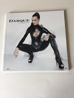 Darque by Coquette Lingerie 2015 Fashion Catalog 124 Pages