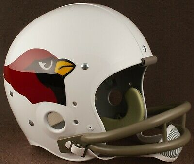 ebc5abb8 ARIZONA CARDINALS 1960 Tk Throwback Full Size Football Helmet ...