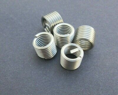 "1/2"" Helicoil Insert - Standard Thread - 24 piece Bulk Pack"