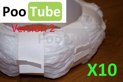 10x Biodegradable Sangenic and Angelcare Nappy Bin Liners