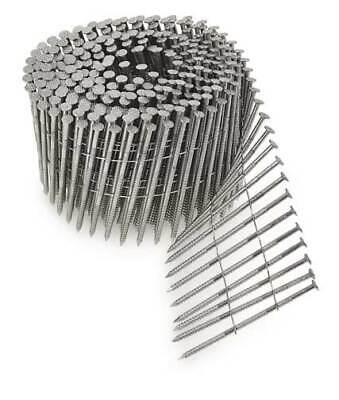 """Simpson Strong-Tie S13A200SNC 304SS 15&deg coil ring shank nails 2"""""""