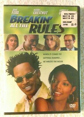 Breakin' all the Rules, w/ Jamie Fox, ( 2007 Sony Pictures DVD )