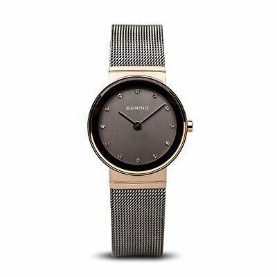 BERING Time 10126-369 Women's Classic Collection Watch with Mesh Band and scratc
