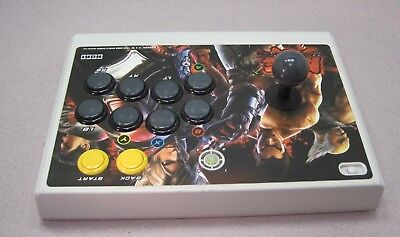 Tekken 6 Limited Edition Wireless Hori Arcade Fight Stick Xbox 360